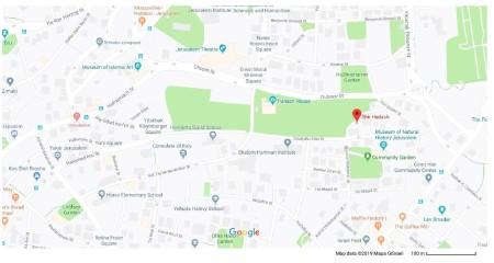 Shir Hadash - Google Maps